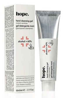 HAND CLEANSING GEL, INSTANT SANITIZER